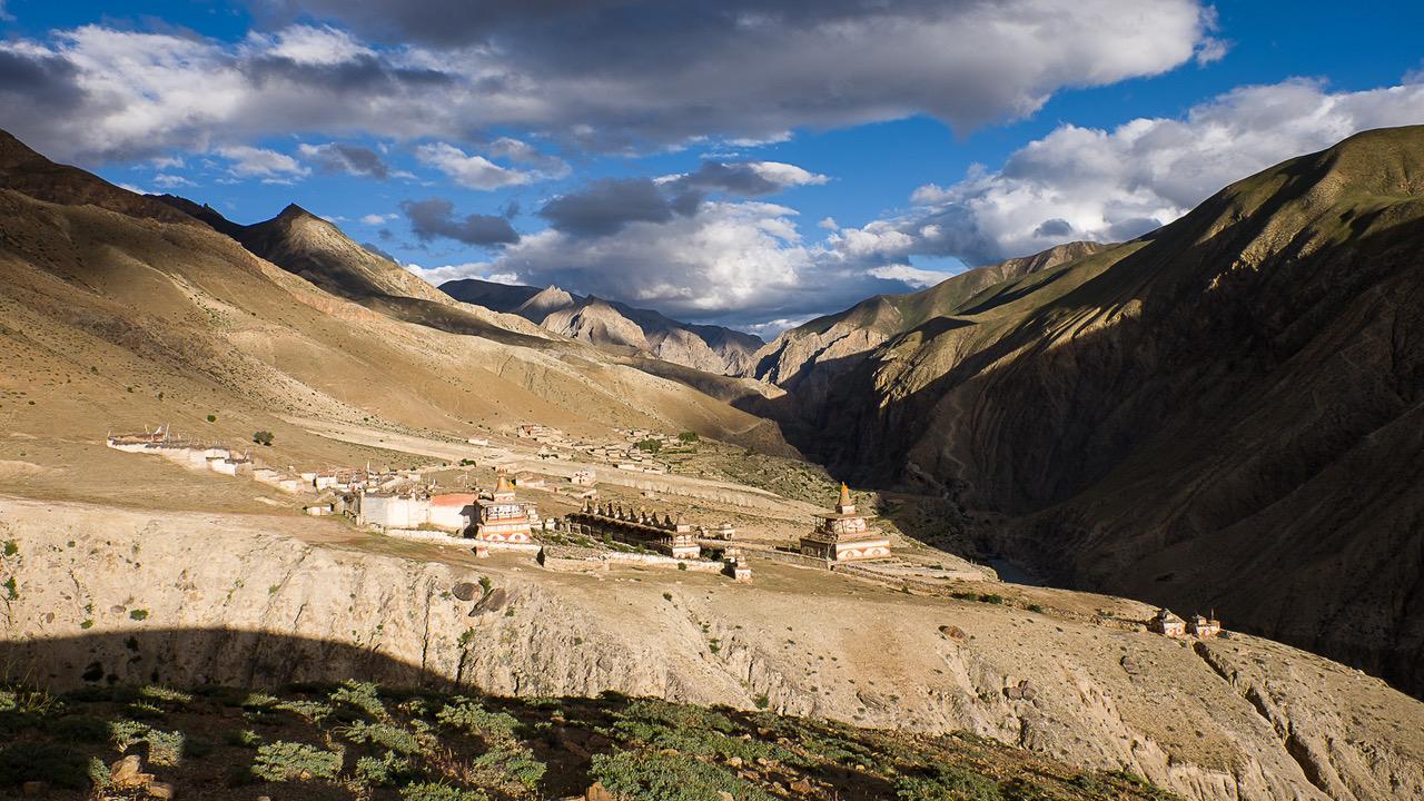 Nepal in vollster Schönheit